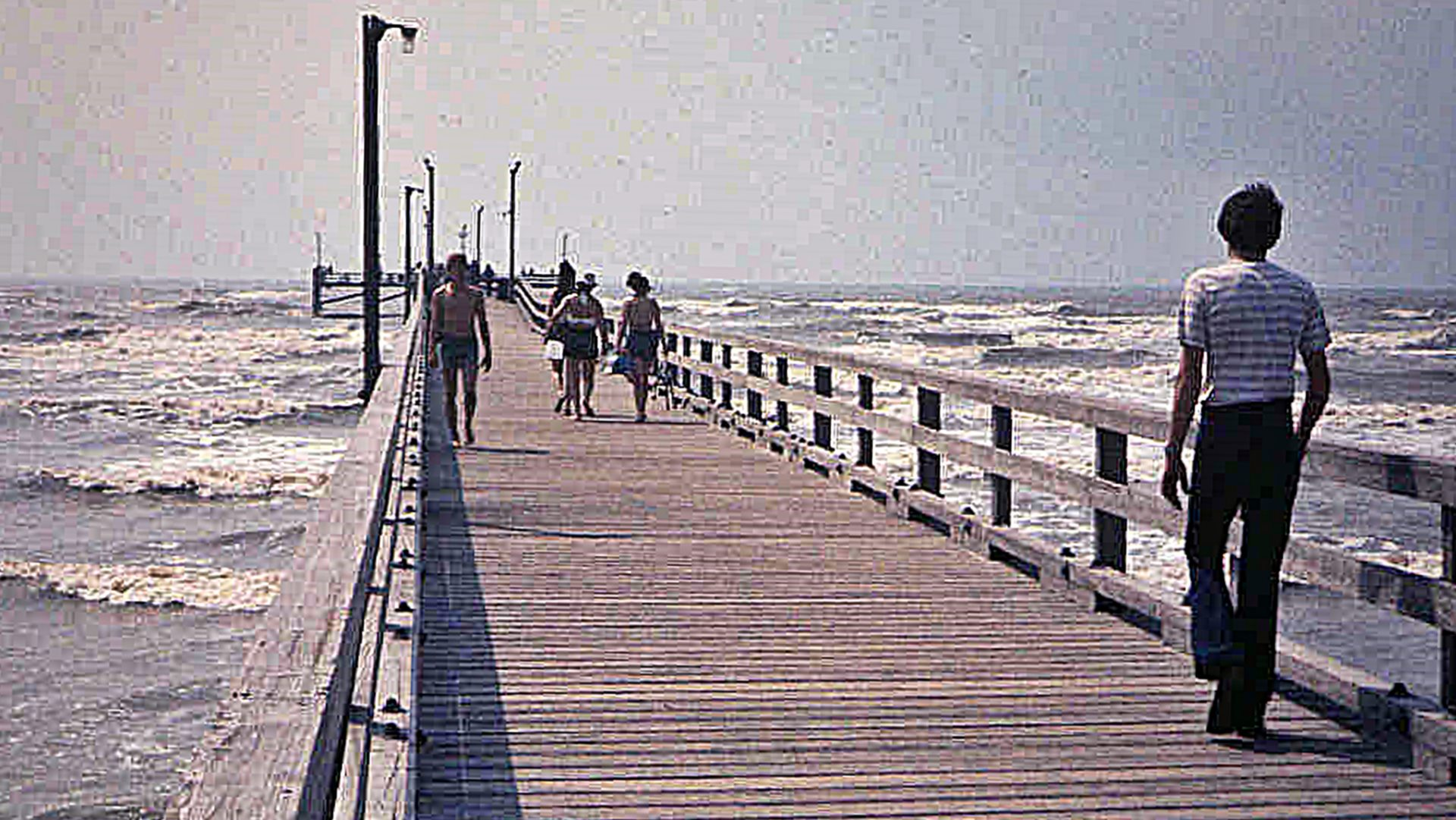 Corpus christi for South padre island fishing pier