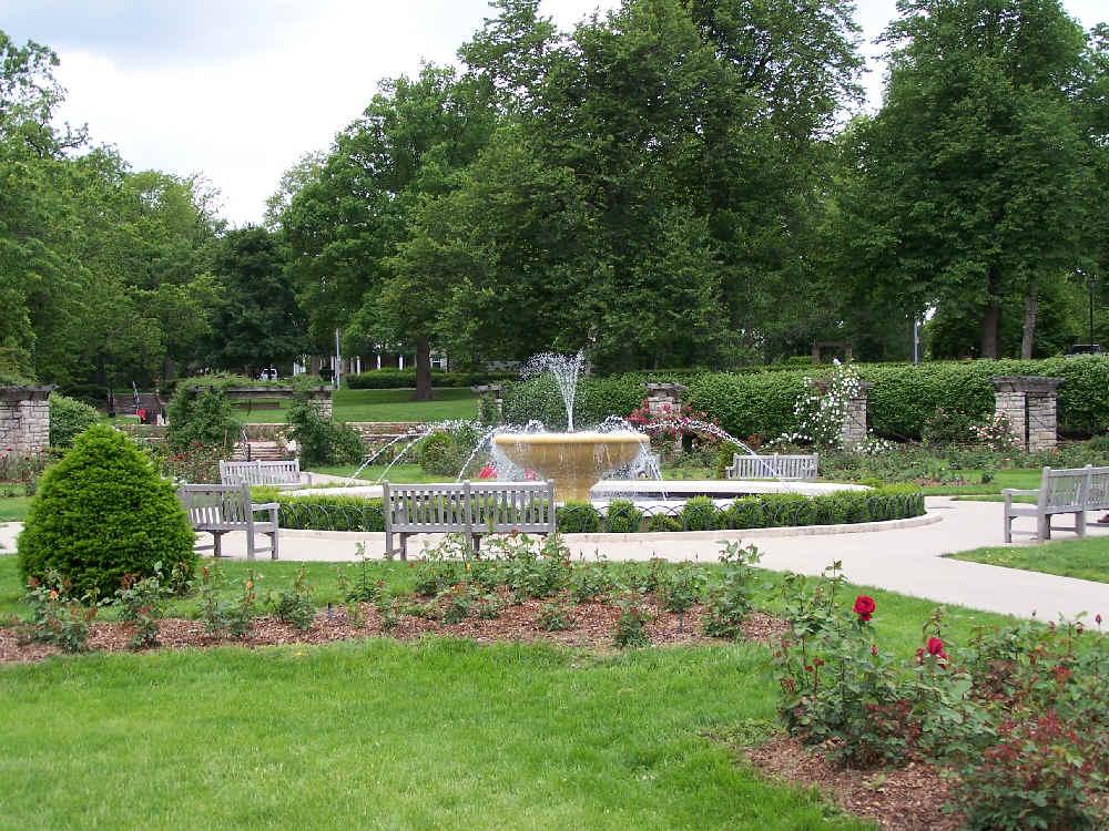 The Fountains Iii